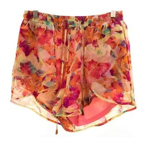 Love Riche Shorts - *** 3/$20  Dressy Floral Tulip Style Shorts